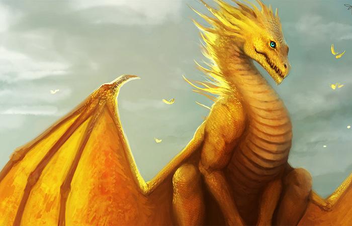 Golden Dragon Invasion